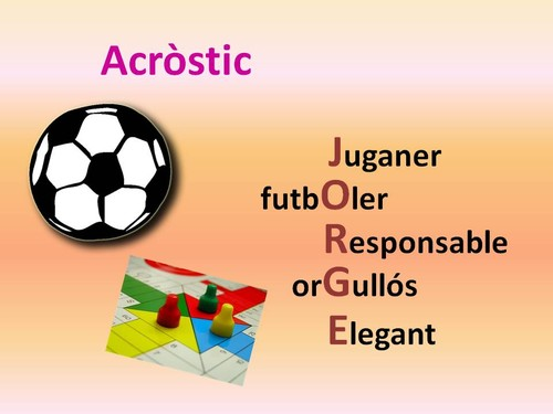 Read more about Acrostics in Catala